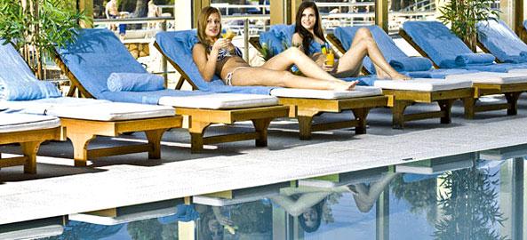 Hotele z basenem krytym na Kanarach
