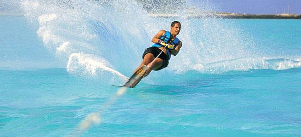 Sporty wodne na Kanarach