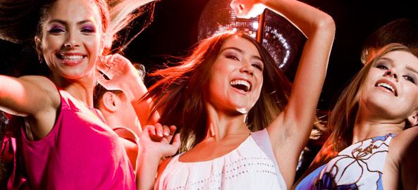 Imprezy, bary, kluby na Kanarach